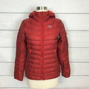 Arc'teryx Cerium LT 850 Down Hoodie Jacket Size XS